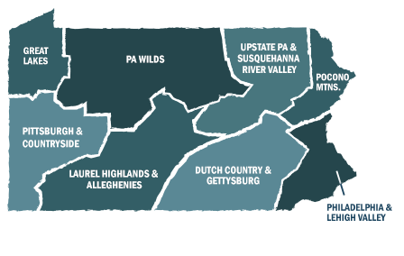 Camping in PA - Area Overview