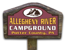 Allegheny River Campground Logo