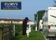 Flory's Cottages & Camping Logo