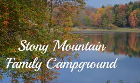 Stony Mountain Family Campground Logo
