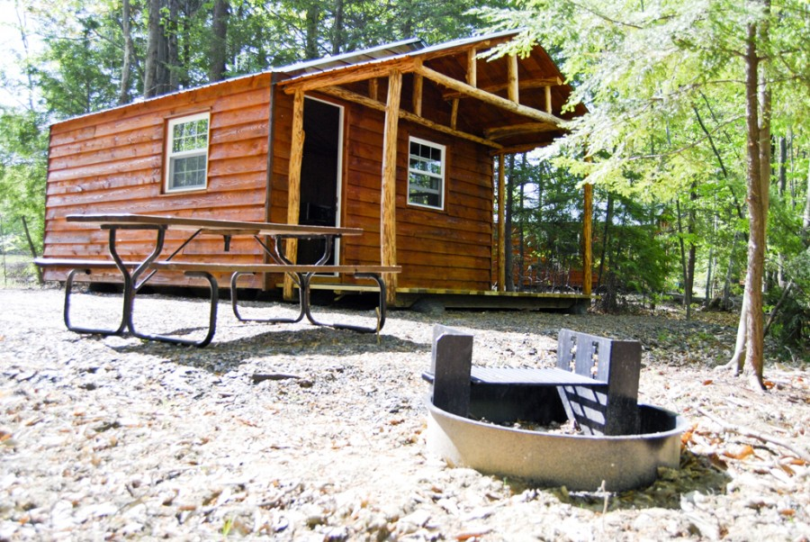 Pine Cradle Lake Family Campground Pcoa