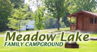 Meadow Lake Campground Inc. Logo