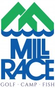 Mill Race Golf & Camping Resort Logo