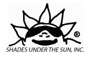 Shades Under the Sun Logo