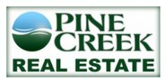 Pine Creek Real Estate Logo