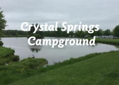 Crystal Springs Campground Logo