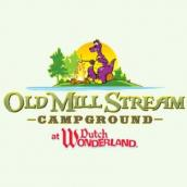 Old Mill Stream Campground Logo