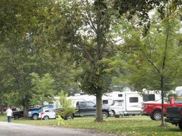Lg RV Sites