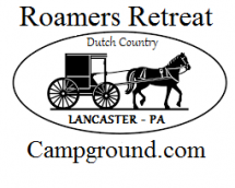 Roamers' Retreat Campground Logo