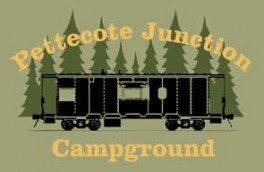 Pettecote Junction Campground Logo