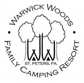 Warwick Woods Family Camping Resort Logo