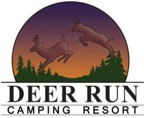 Deer Run Camping Resort Logo