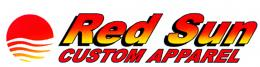 Red Sun Custom Apparel Logo