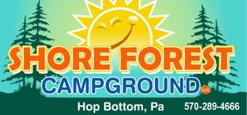 Shore Forest Campground Logo