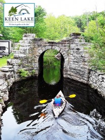 Keen-Lake-Archway