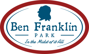 Ben Franklin RV Park Logo