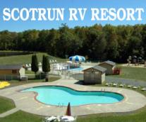 Scotrun RV Resort Logo