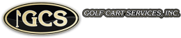 Golf Cart Services Logo