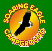 Soaring Eagle Campground Logo