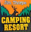 Jim Thorpe Camping Resort Logo