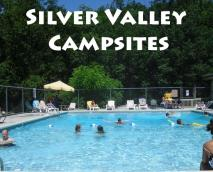 Silver Valley Campsites Logo