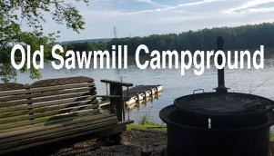 Old Sawmill Campground Logo
