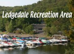 Ledgedale Recreation Area Logo