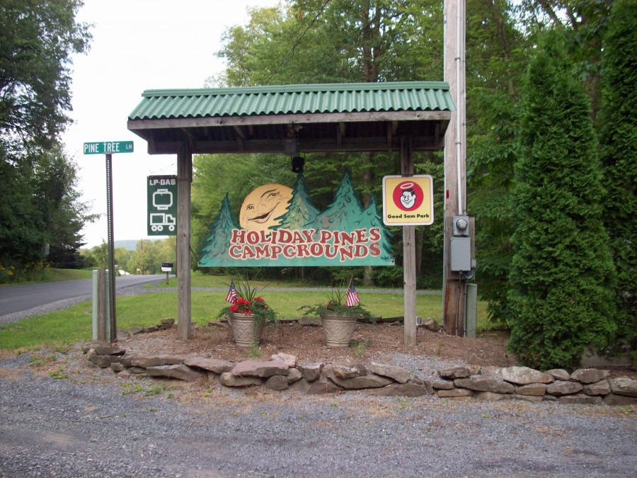 Holiday Pines Campground Loganton Pennsylvania 17747 Pcoa