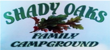 Shady Oaks Family Campground Logo