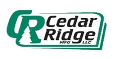 Cedar Ridge MFG LLC Logo