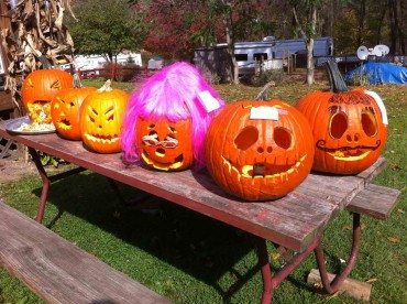 Pumpking Carving Contest