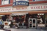 DeBence Antique Music World