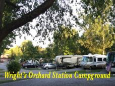 Wrights Orchard Station Campground Logo