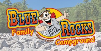 Blue Rocks Family Campground Logo