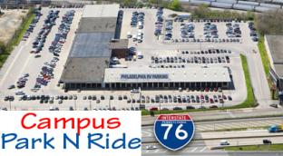Campus Park & Ride Logo