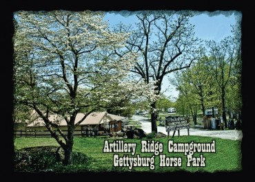 Family Friendly camping at Artillery Ridge Campground Gettysburg Horse Park
