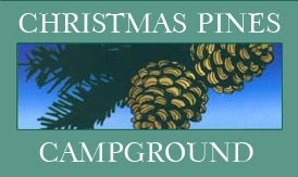 Christmas Pines Campground Logo