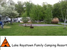 Lake Raystown Family Camping Resort Logo