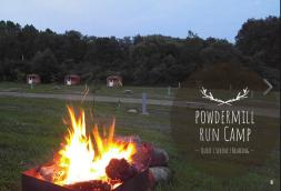 Powdermill Run Camp Logo