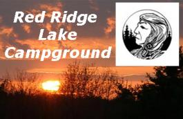Red Ridge Lake Campground Logo