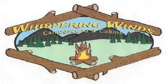 Whispering Winds Campground Logo