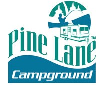 Pine Lane Campground Logo