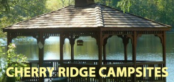 Cherry Ridge Campsites & Lodging Logo