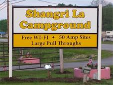 Shangri-La by the Lake Logo