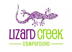 Lizard Creek Campground Logo