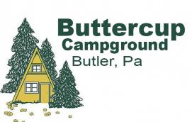 Buttercup Woodlands Campground Logo
