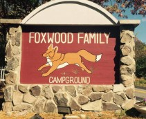 Foxwood Family Campground Logo