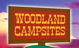 Woodland Campsites Logo