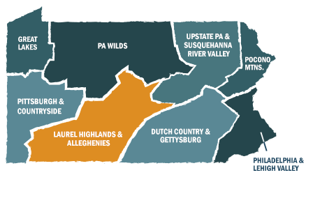 Laurel Highlands & Allegheny Camping
