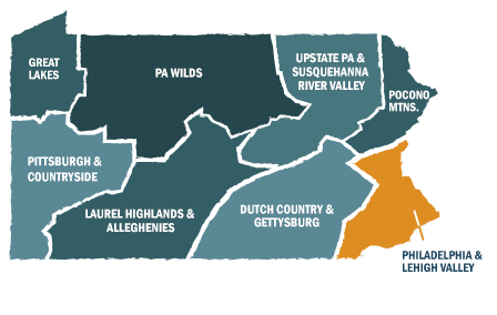 Campgrounds Near Philadelphia & Lehigh Valley Campgrounds